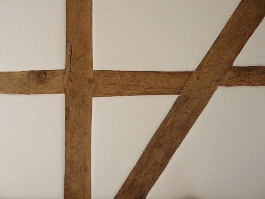 Lehmputz - Fachwerk Gefache mit Lehm verputzen