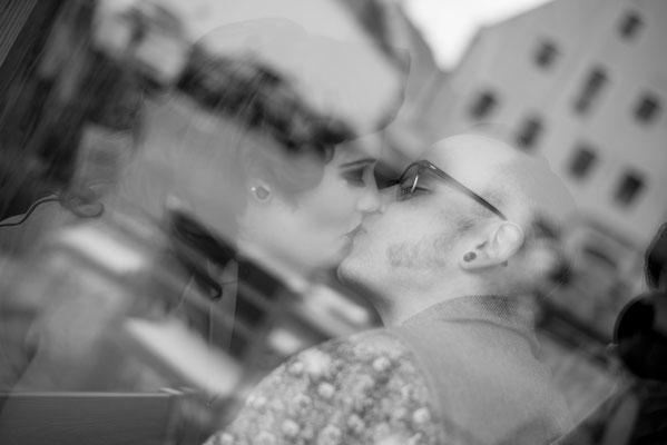 Pfaffenhofen Fotoshooting Café Agil Vintage SOB Coupleshoot Rockabella
