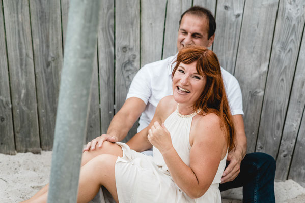Ingolstadt Baggersee Coupleshoot Engagementshooting