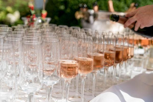 Latina vintage rose Hochzeit