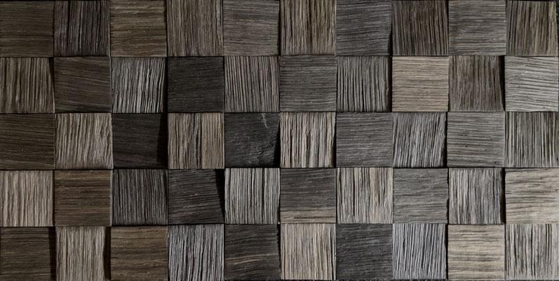Mooreiche - Design Cube