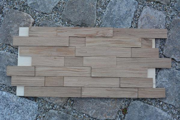 S. Fischbacher Living, Wandverkleidung, Eichen Holzpaneel
