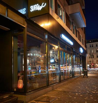 Restaurant SVAAdish - Indisches Street Food in Hamburg