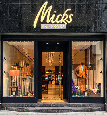 "Modegeschäft ""Micks"" in Hannover"