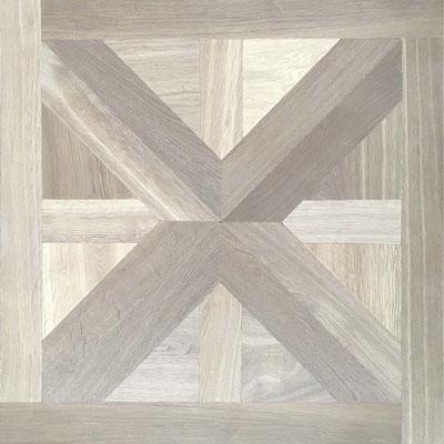 Tafelparkett Columba Eiche, Natur-Sortierung, 800 x 800 mm