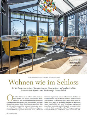20 Private Wohnrräume - Objektbericht Teil 1