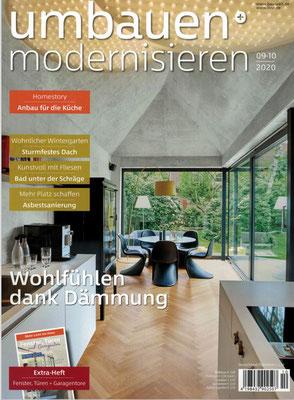 umbauen+renovieren 09-10-2020, Titel