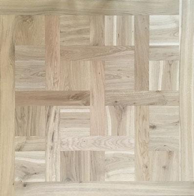 Tafelparkett Chantily Eiche Rustic 1000 x 1000 mm