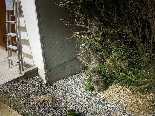 zaunanschluss betonmauer maueranschluss