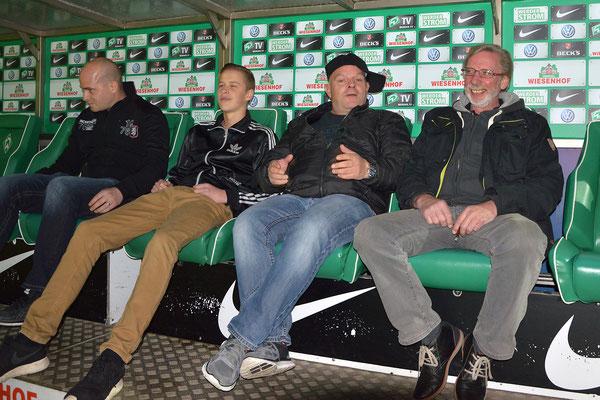 Stadionführung mit Dr. Hubert Hess-Grunewald 12.10.2016 / Bild 12