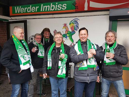 Mit 6 Stars am 16.12.2016 nach Bremen gegen Köln - VIP Rang Platin / Bild 1