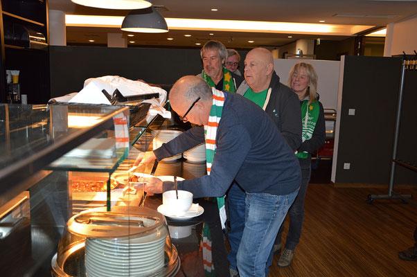 Stadionführung mit Dr. Hubert Hess-Grunewald 12.10.2016 / Bild 19