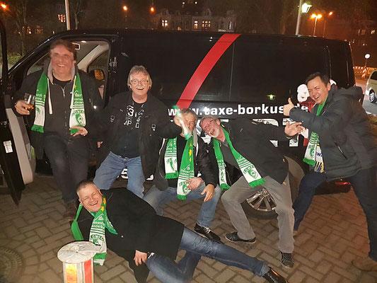 Mit 6 Stars am 16.12.2016 nach Bremen gegen Köln - VIP Rang Platin / Bild 7