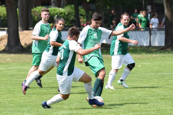 Werder Fanclub-Meisterschaft 2019 / Es wird gefightet