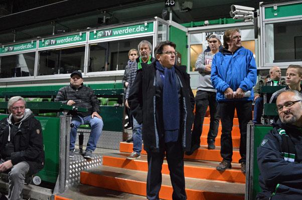 Stadionführung mit Dr. Hubert Hess-Grunewald 12.10.2016 / Bild 11