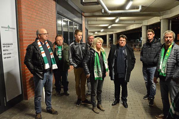 Stadionführung mit Dr. Hubert Hess-Grunewald 12.10.2016 / Bild 16