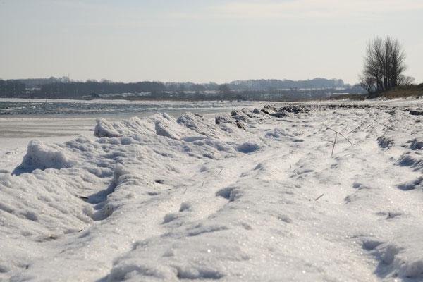 Winterliche Ostsee, Schleswig-Holstein