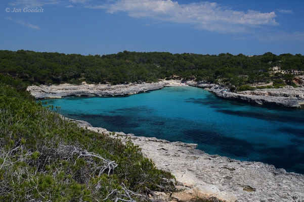 "Bucht ""Cala des Burguit"", Mallorca"