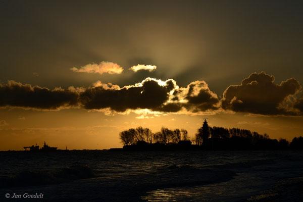 Ostseeküste bei Kiel, Schleswig-Holstein