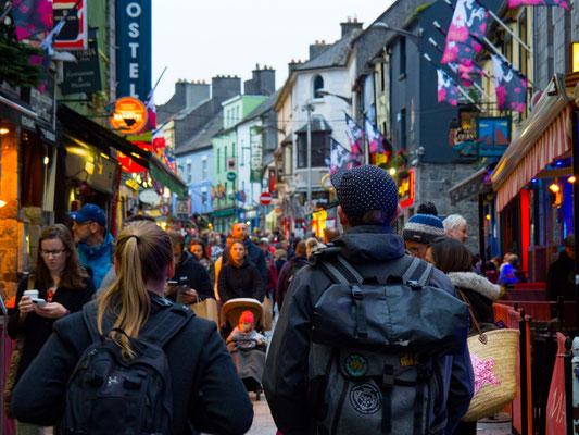 Ireland - Evening in Galway (2016)
