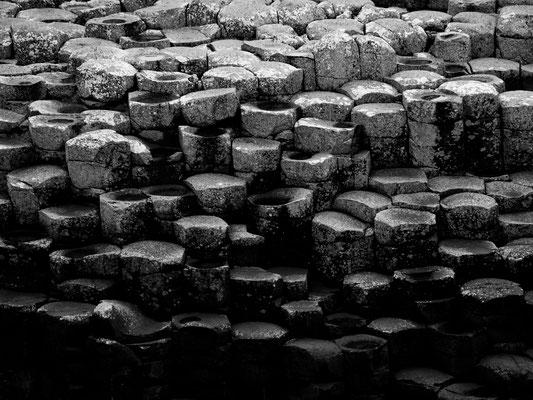 Ireland - From Black to White, Antrim Coast (2016)