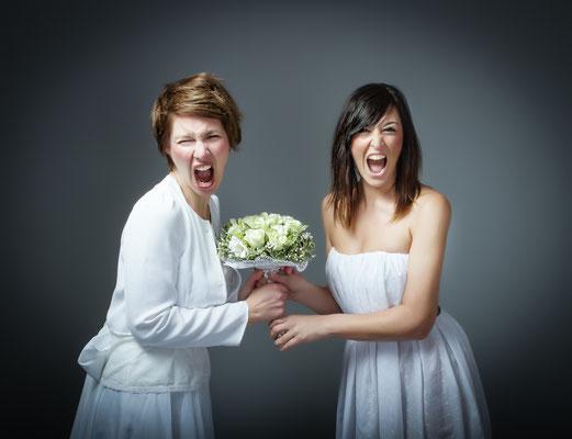Lesben Hochzeit Outfit - Hochzeits Idee