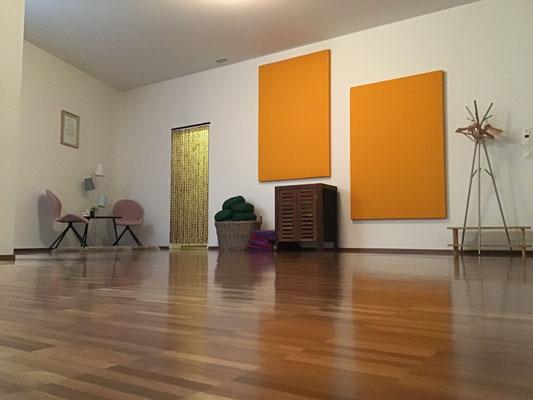 Raum für Bewegung und Therapie