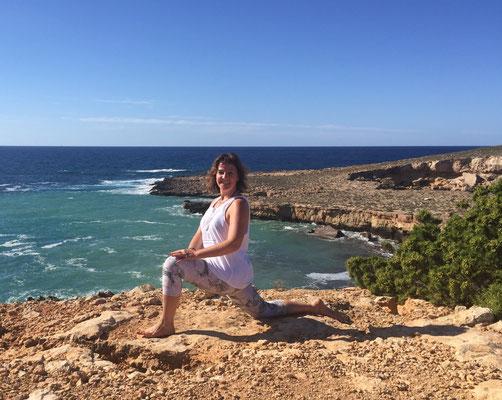 HathaYoga mit Andrea in Ibiza 2019