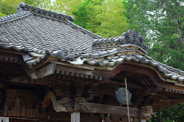 伊吹山善応寺:栃木市