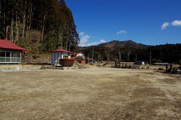 鶏鳥山円満寺跡:塩谷町
