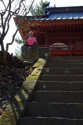 瀧尾山太平寺:那須烏山市