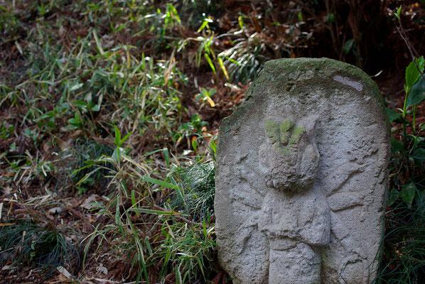 穴穂山普門寺(茂原観音)の馬頭観音像
