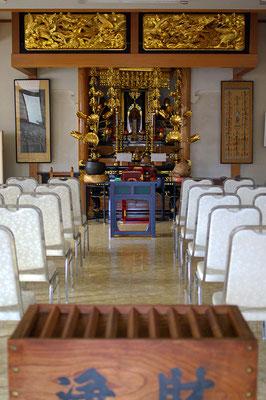 玉生山能延寺の観音堂:宇都宮市