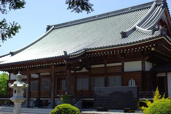 医王山興生寺本堂:壬生町