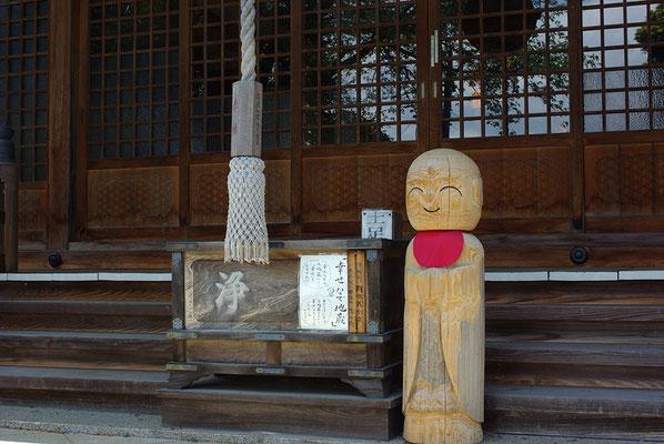 金滝山清水寺本堂:栃木市