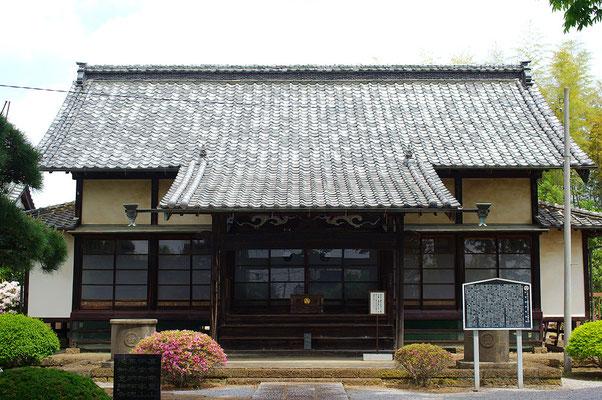 金剛峯山如意輪寺本堂:栃木市