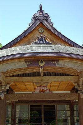 大慈山長命寺本堂:芳賀町