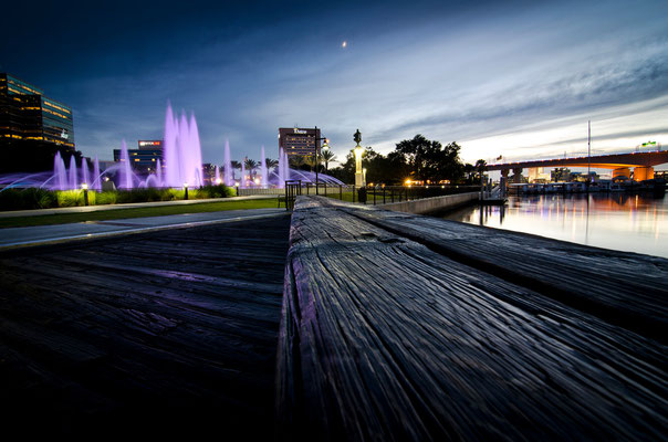 St Johns River in Downtown Jacksonville 2
