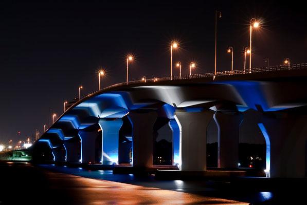 Hathaway Bridge Panama City to Panama City Beach