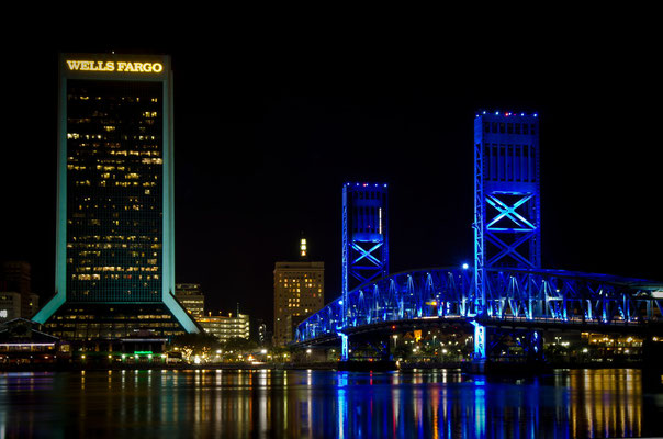 St Johns River in Downtown Jacksonville 3