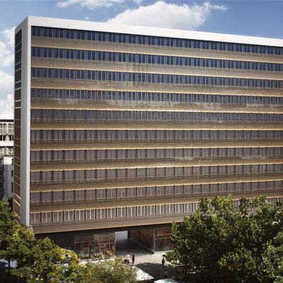 Entwurf des Büro Gewers & Pudewill GmbH, Berlin