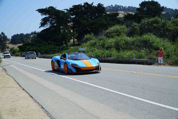 """Car Week"" Monterey"