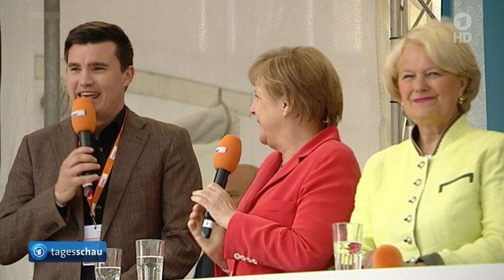 Moderator Tim Christopher Gasse München (Bayern)