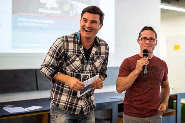 Moderator in Berlin und Brandenburg gesucht: Tim Christopher Gasse