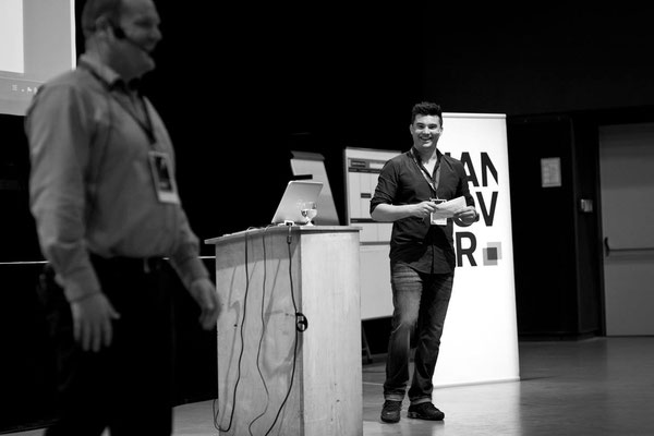 Tim Christopher Gasse: Professioneller Redner und Keynote-Speaker für Berlin und Brandenburg