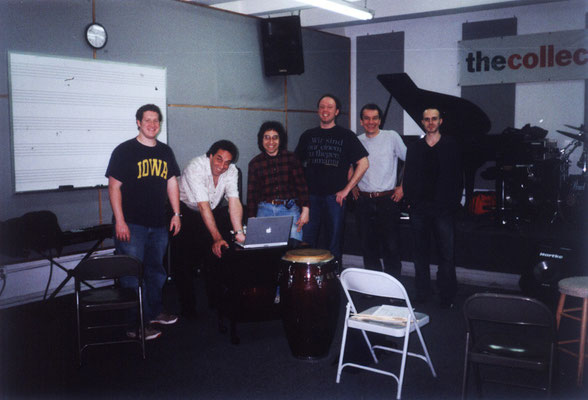 APP Class @ Bass Collective, NYC 2004
