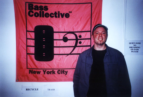@ Bass Collective, NYC 2004