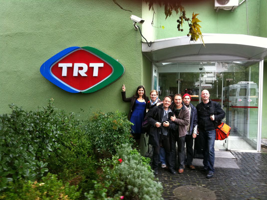 w/BULUT @ TRT/Istanbul