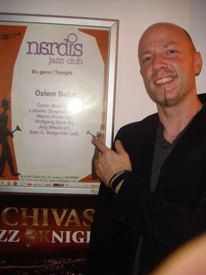 w/BULUT @ Nardis Jazz Club/Istanbul