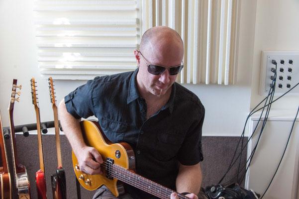 recording w/Martina Petz @ Wavegarden Studios